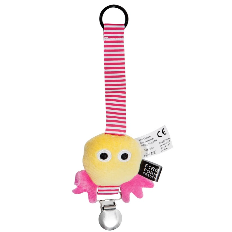 Skummis FILURER Yellow Dummy Clip - Northlight Homestore