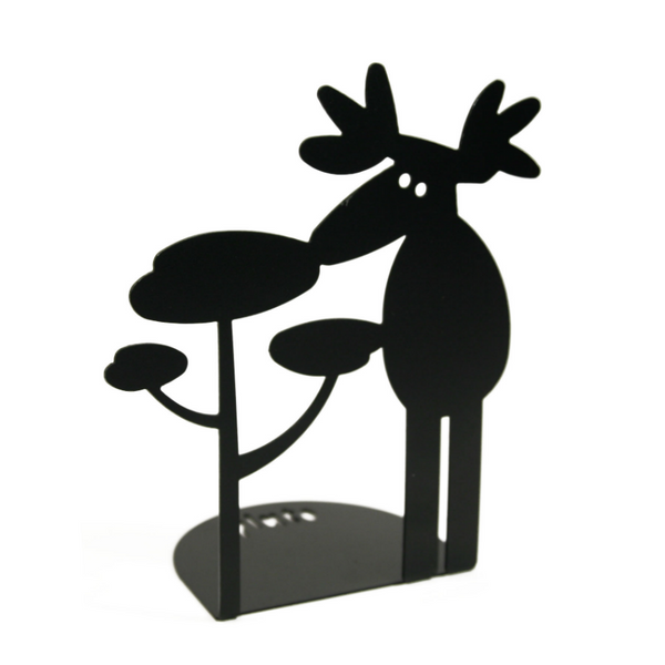 Moose Book Ends - Pack of 2