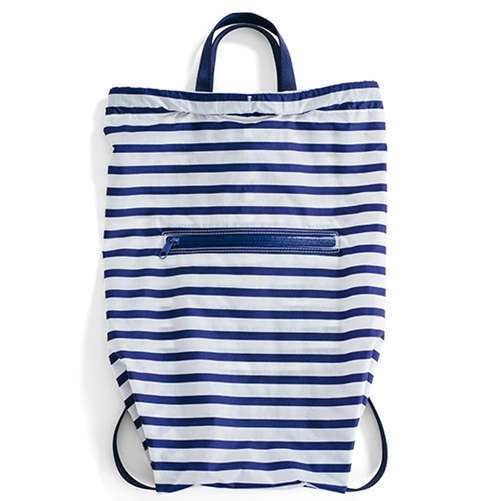 Tote Pack Sailor Stripe