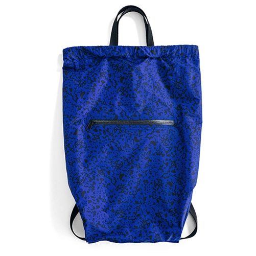 Tote Pack Blue Static