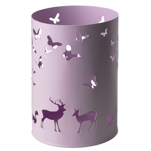 Lilac Light Cabinet