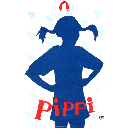 Pippi Tea Towel - Northlight Homestore