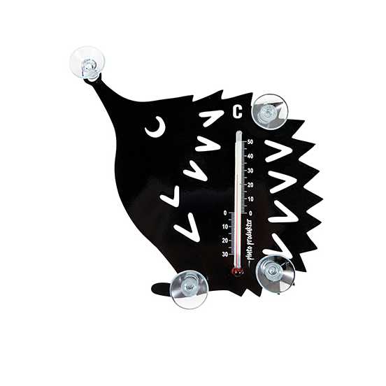 Hedgehog Thermometer