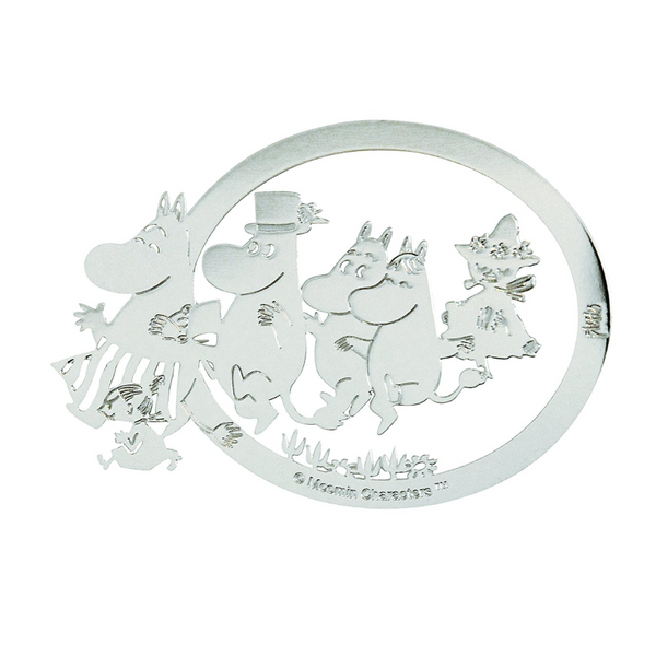 Moomin Family Book Clip - Northlight Homestore