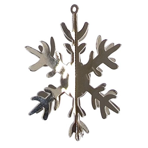 3D Snowflake Christmas Decoration