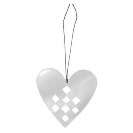 Heart Metal Decoration