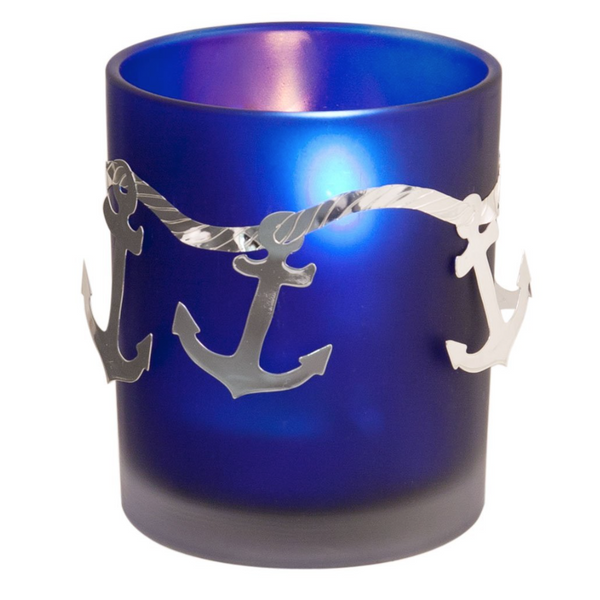 Anchor Tealight Candleholder