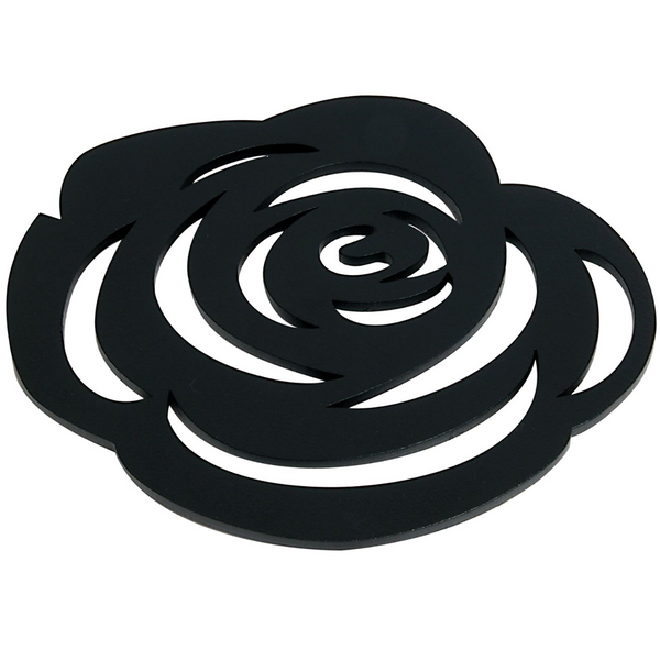 Rose Black Pandish
