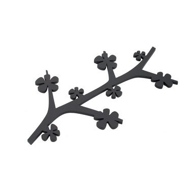Cherry Black Pandish Holder - Northlight Homestore