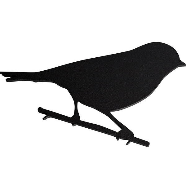 Bird Black Pandish - Northlight Homestore
