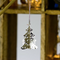 Tree 3D Hanging Decoration - Northlight Homestore