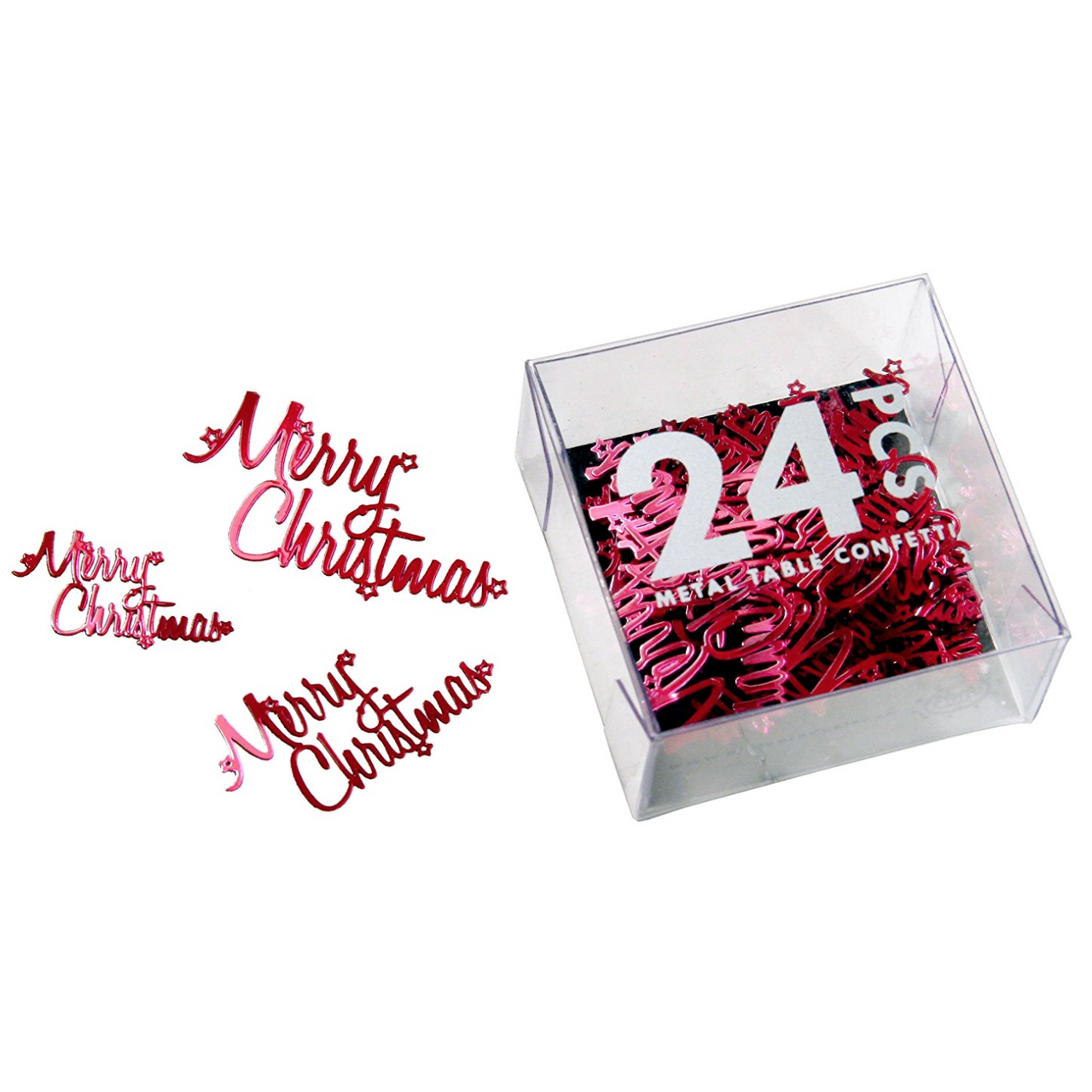 Merry Christmas Confetti - Northlight Homestore