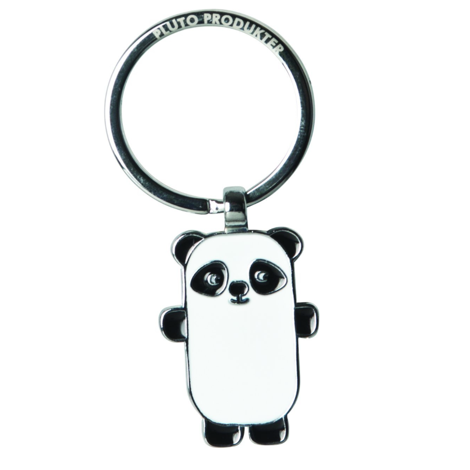 Panda Keyring - Northlight Homestore