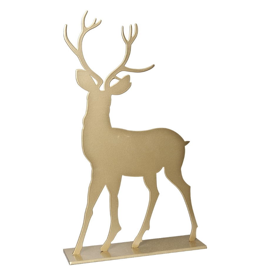 Deer Gold Jewellery Tree - Northlight Homestore
