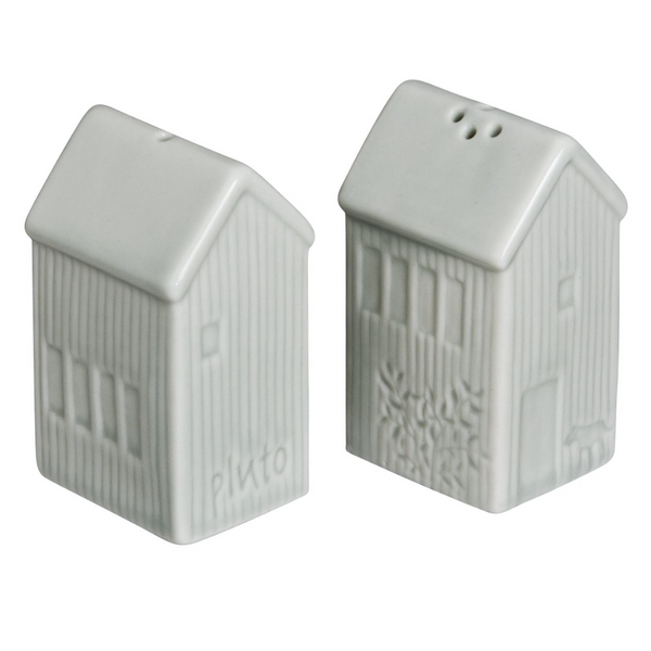 House Salt & Pepper Set - Two Colours - Northlight Homestore