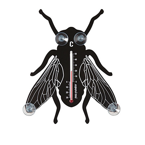 Fly Thermometer