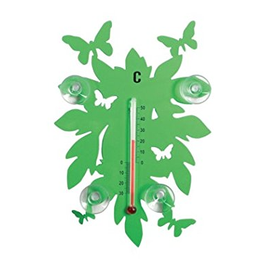 Leaf Thermometer - Northlight Homestore