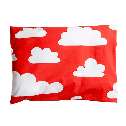 Moln Cloud Red Pillow Case