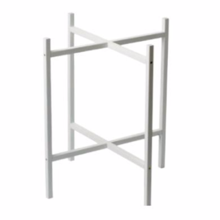 F:rg Form White Tray Table - Northlight Homestore