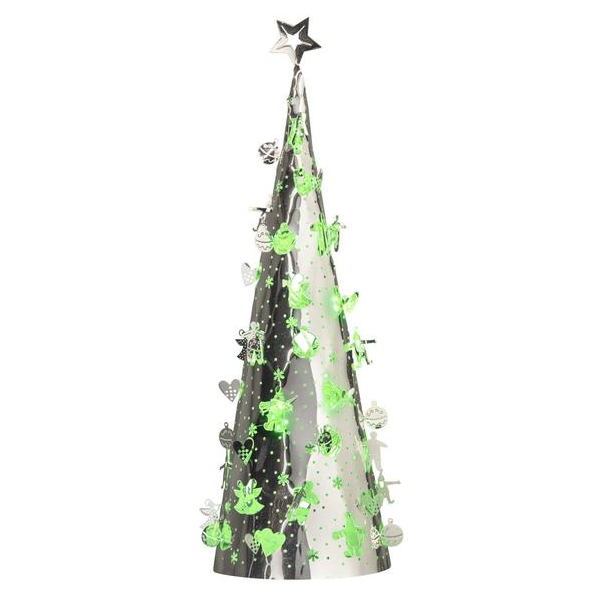 LED Tree Green Stand