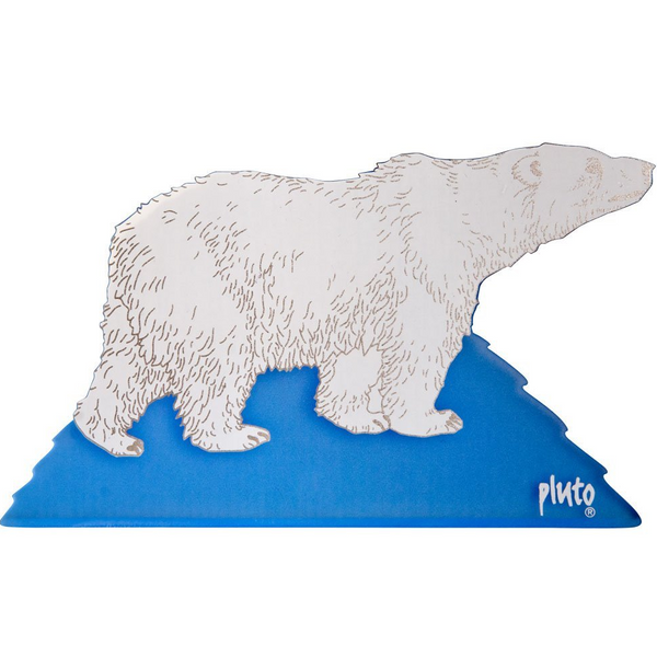 Polar Bear Ice Scraper