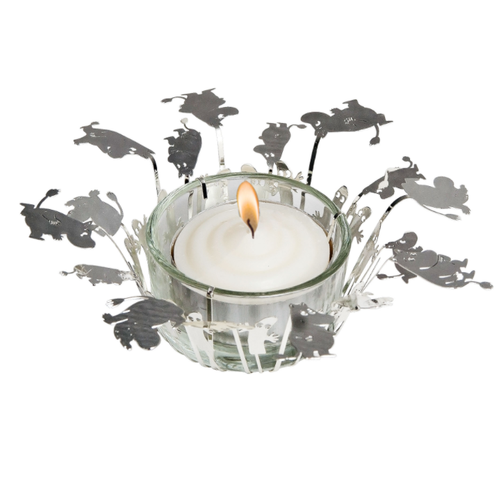 Moomin Tealight Candleholder - Northlight Homestore