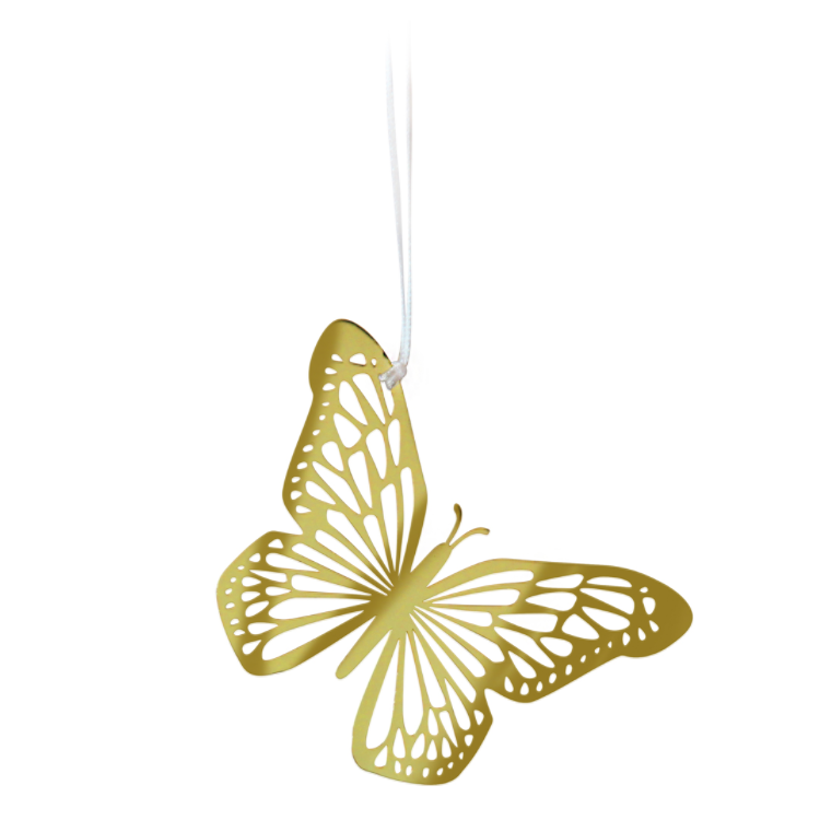 Butterfly Gold Decoration