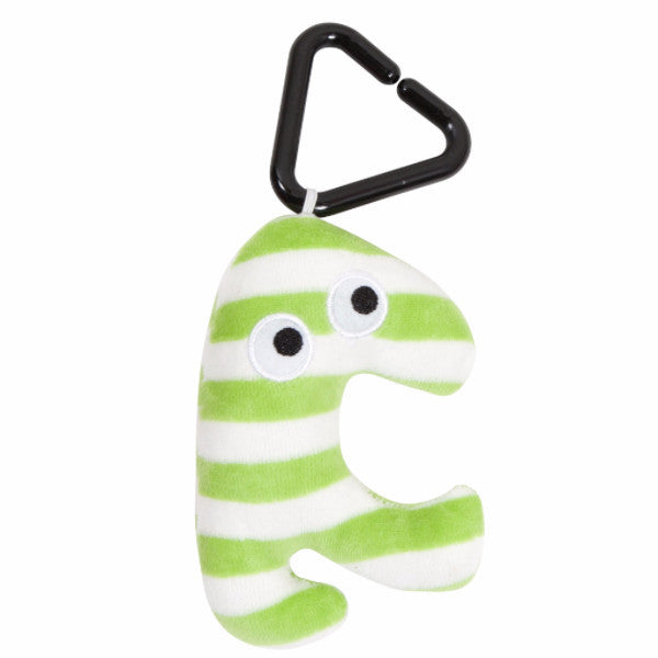 Skummis Green/White Rattle - Northlight Homestore
