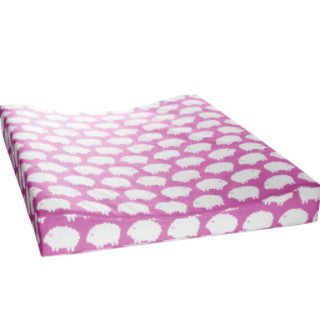 Lamb Pink Changing Mat - Northlight Homestore