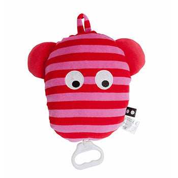 Skummis Pink & Red Music Toy - Northlight Homestore