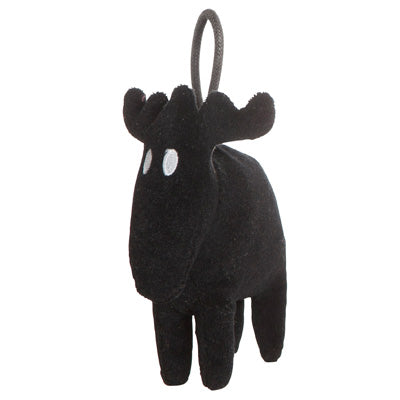 Moz Black Cuddly Toy