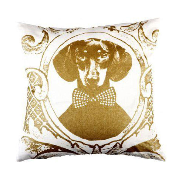Tillsammans Three Gold 48x48cm Linen/Cotton Cushion Cover