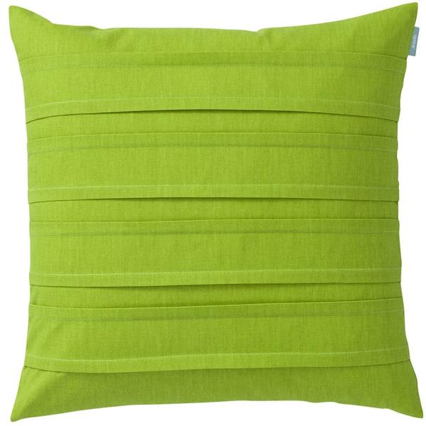 Klotz Apple Double Pleat 47x47cm Linen Cushion Cover