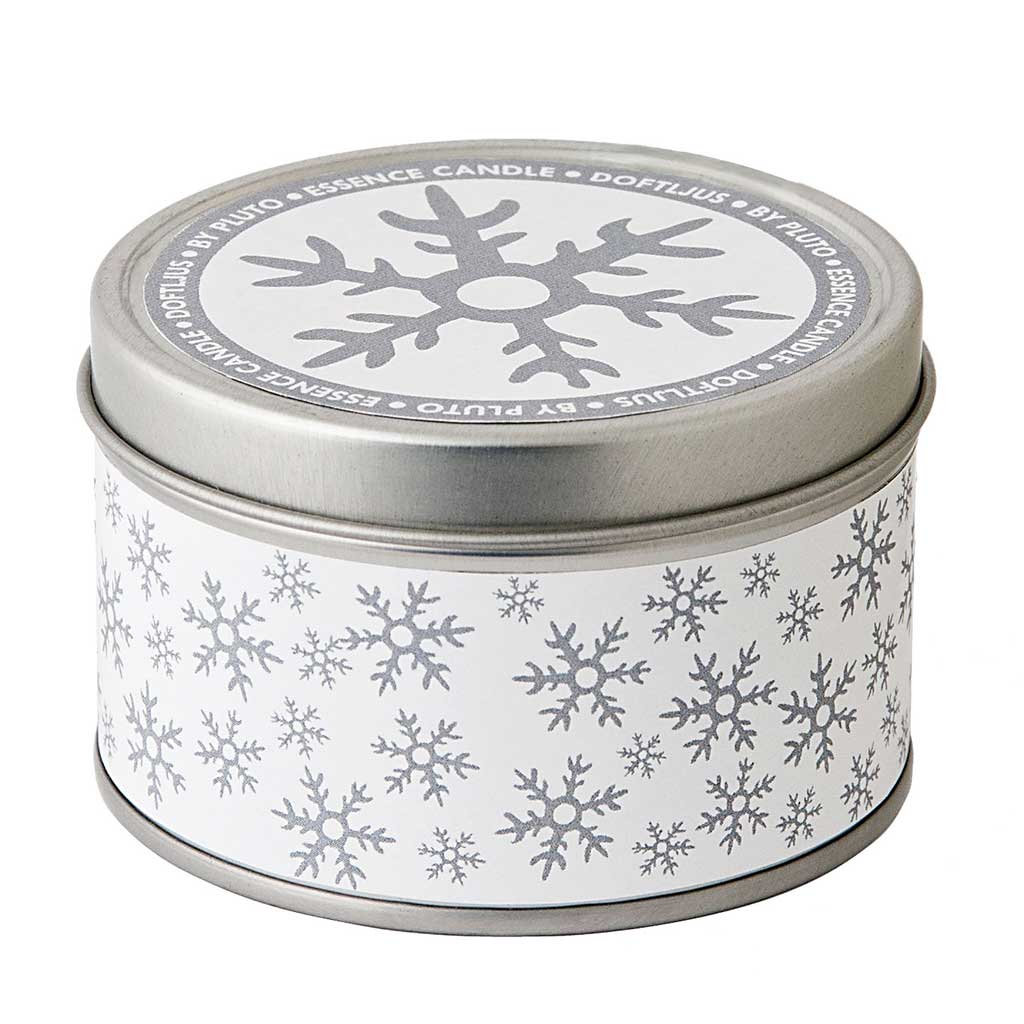 Scented Candle Snowflake - Northlight Homestore