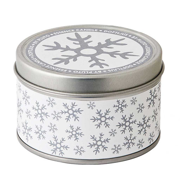 Scented Candle Snowflake