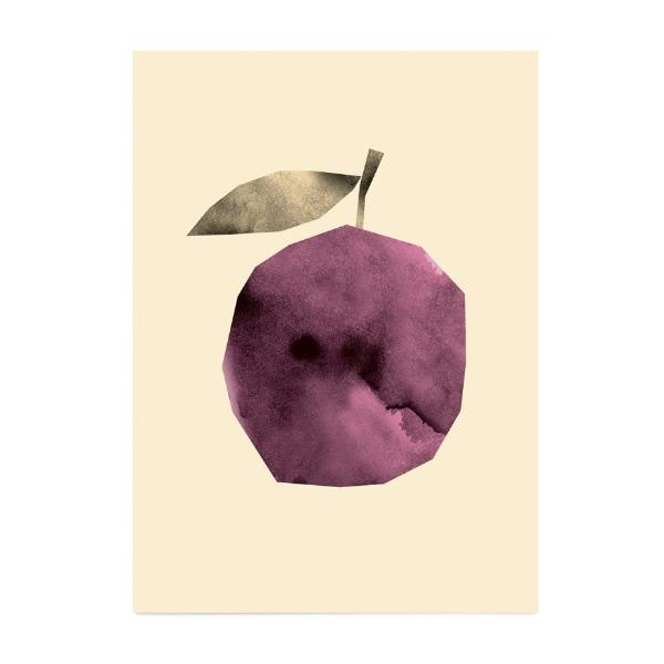 Pickles Plum Poster - Northlight Homestore