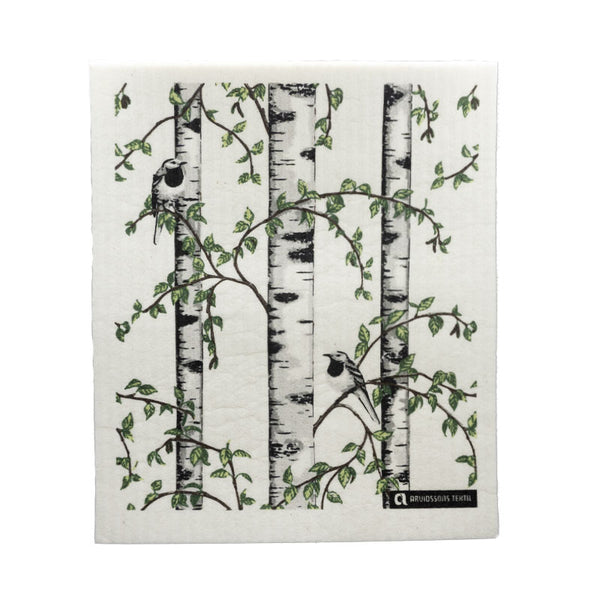 Birch Grove Dishcloth