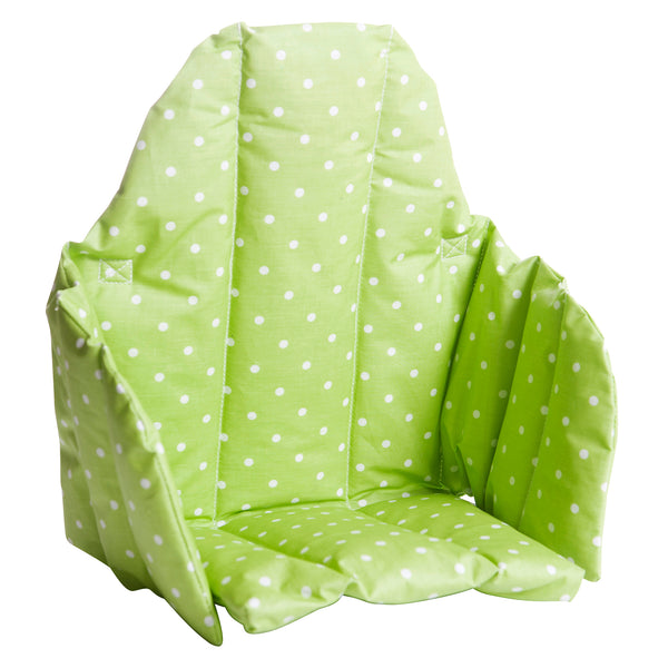 Prickig Child Seat Cushion for High Chair Lime - Northlight Homestore