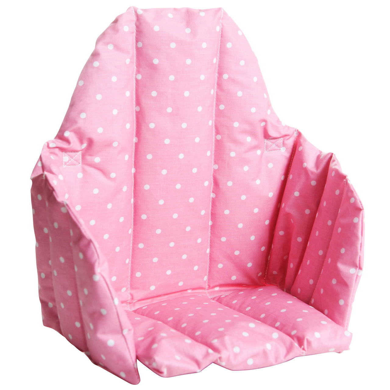 Prickig Child Seat Cushion for High Chair Pink - Northlight Homestore