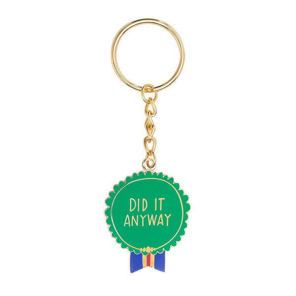 Did It Anyway Keychain - Northlight Homestore