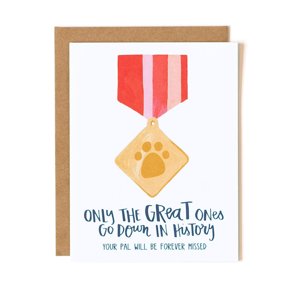 Great Pet Card