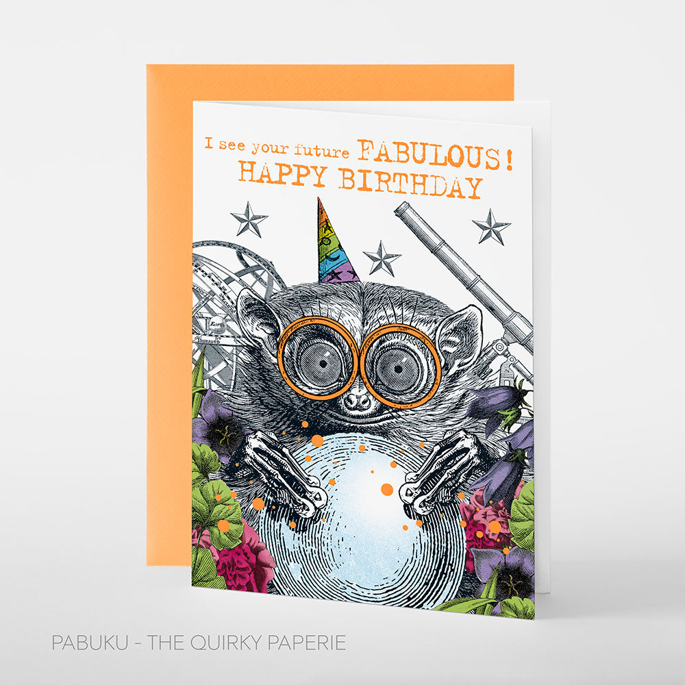 Fabulous Birthday Card - Northlight Homestore