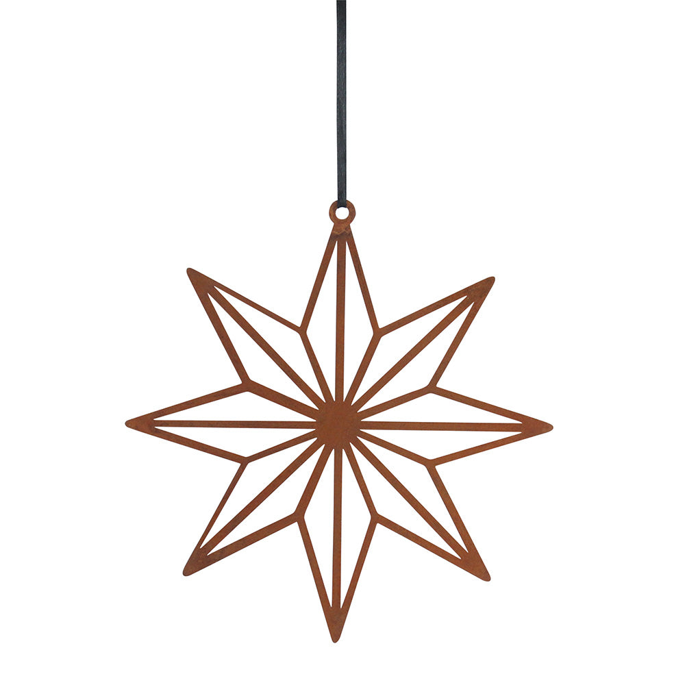 Metal Deco Star - Northlight Homestore