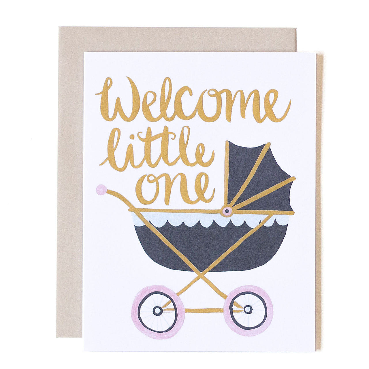 Welcome Little One Card - Northlight Homestore