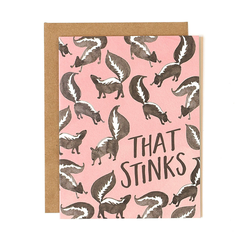 Skunk That Stinks Card - Northlight Homestore