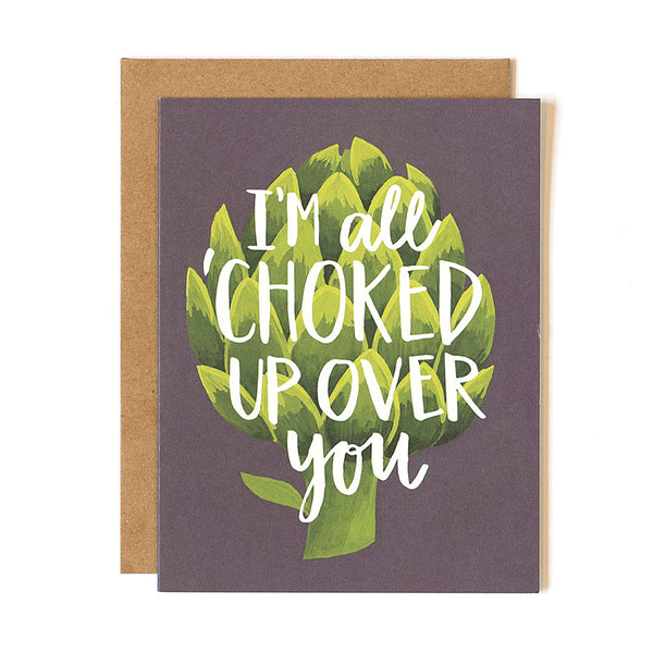 Choked Up Card - Northlight Homestore