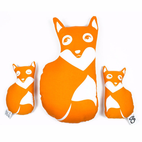 Fox Family DIY Kit Orange - Northlight Homestore