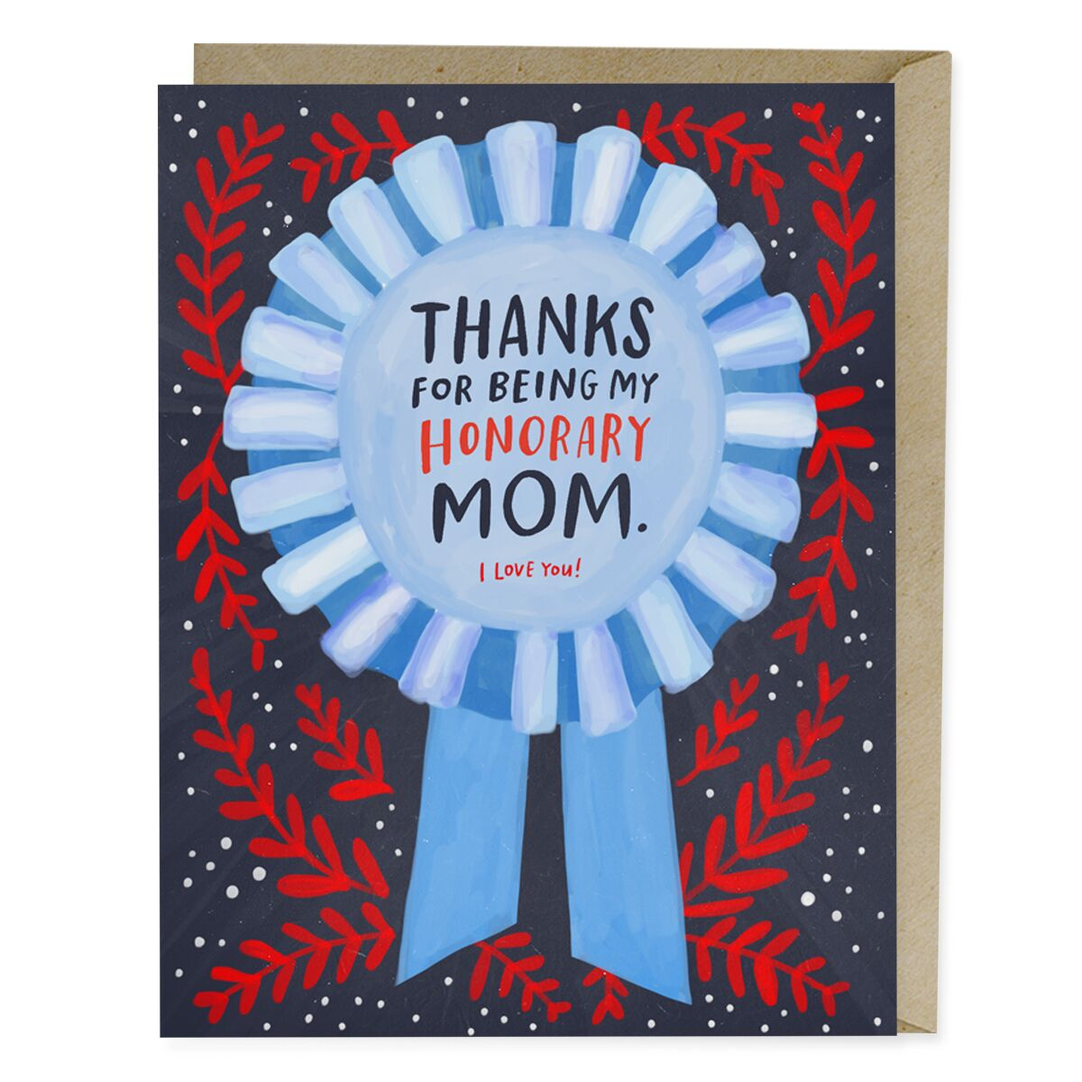 Honorary Mom Mother's Day Card - Northlight Homestore