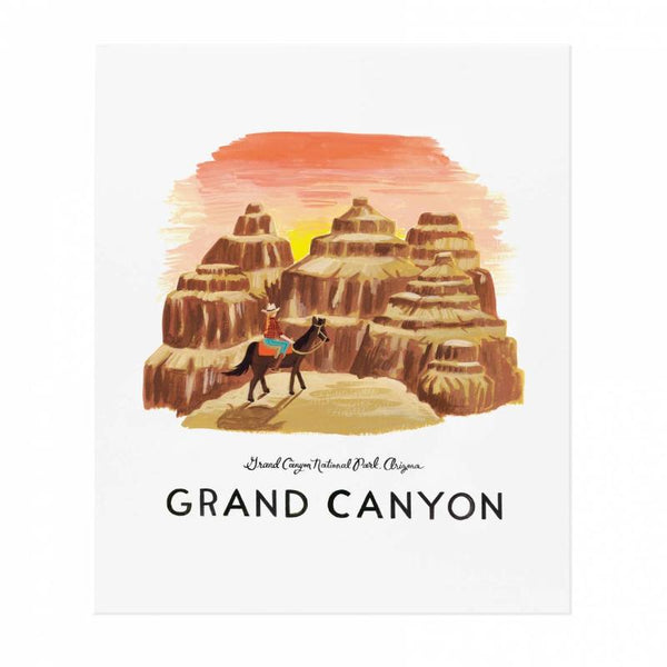 Grand Canyon 40x51cm Art Print