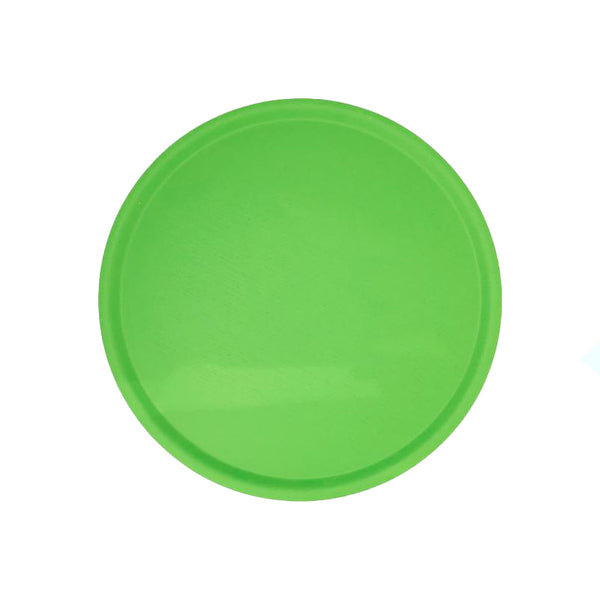 Coated Ash Tree Green Ø45cm Round Tray